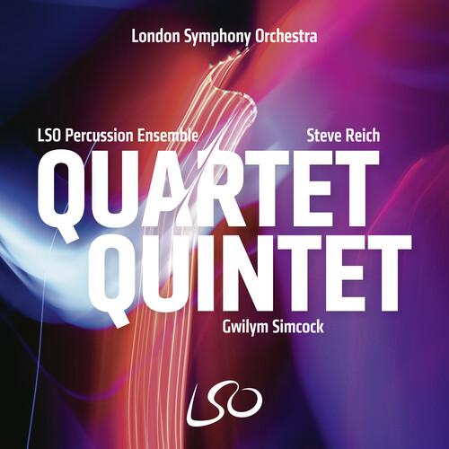 LSO Percussion Ensemble - Quartet Quintet