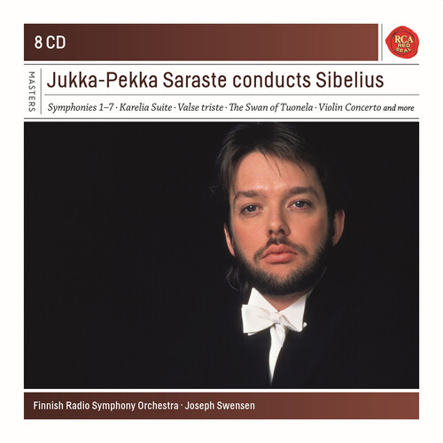 Saraste Conducts Sibelius