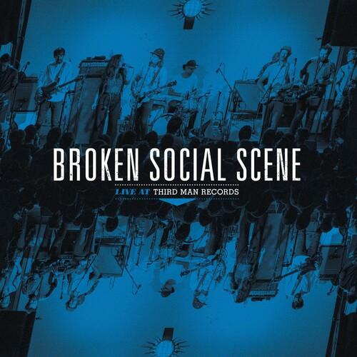 Broken Social Scene - Live At Third Man Records [LP]