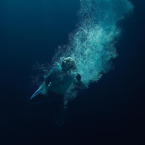 Through Water