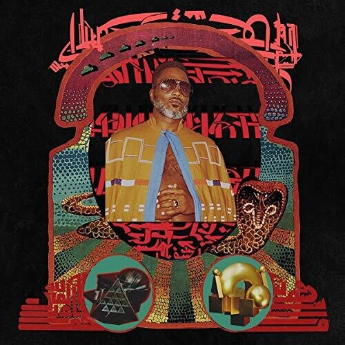 Shabazz Palaces - Don Of Diamond Dreams