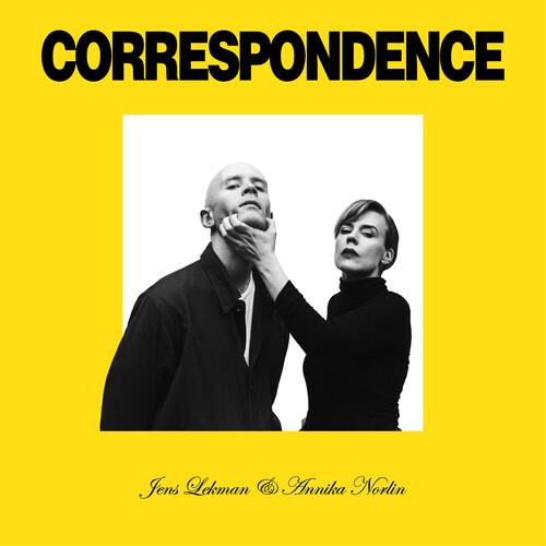 Jens Lekman & Annika Norlin - Correspondence [LP]