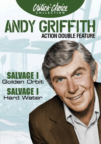 Andy Griffith Action Double Feature (Salvage 1 Golden Orbit /  Salvage 1 Hard Water)