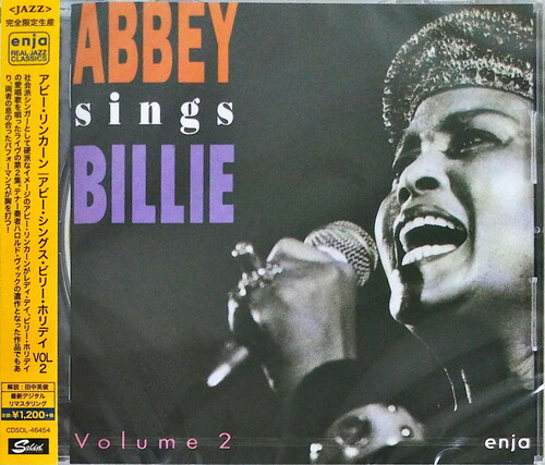 Abbey Sings Billie - Live At The UJC Vol.2 (Remastered) [Import]