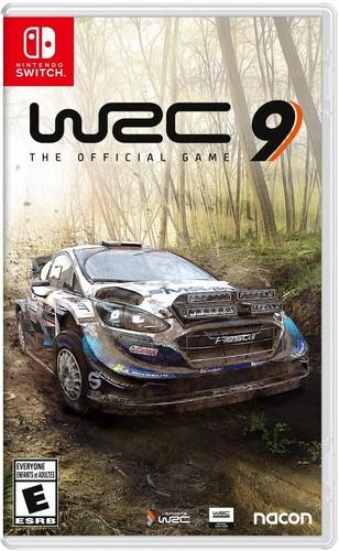 WRC 9 for Nintendo Switch