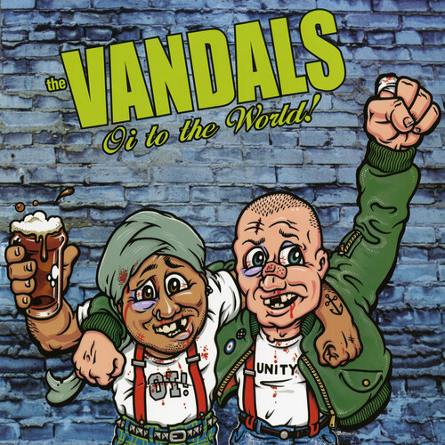 Vandals - Oi To The World (Grn) (Ltd)