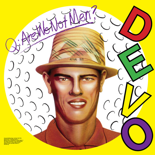 Devo - Q: Are We Not Men? A: We Are Devo! [Rocktober 2020 LP]