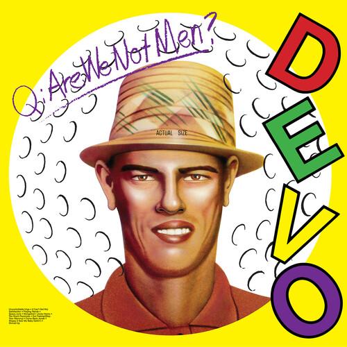 Devo - Q: Are We Not Men? A: We Are Devo! [Rocktober 2020 LP]