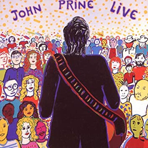 John Prine - John Prine Live [Indie Exclusive Yellow LP]