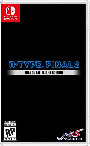 R-type Final 2 Inaugural Flight Edition for Nintendo Switch