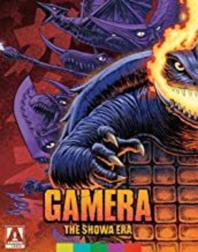 Gamera: The Showa Era