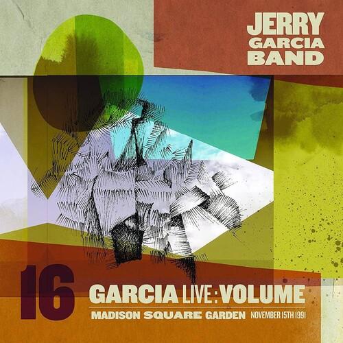 GarciaLive Volume 16: November 15th, 1991 Madison Square Garden