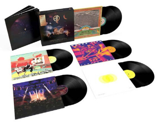 Out Of This World: Live (1970-1997)