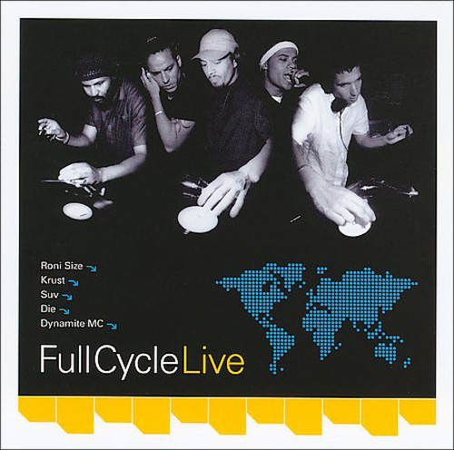 Full Cycle Live /  Various [Import]