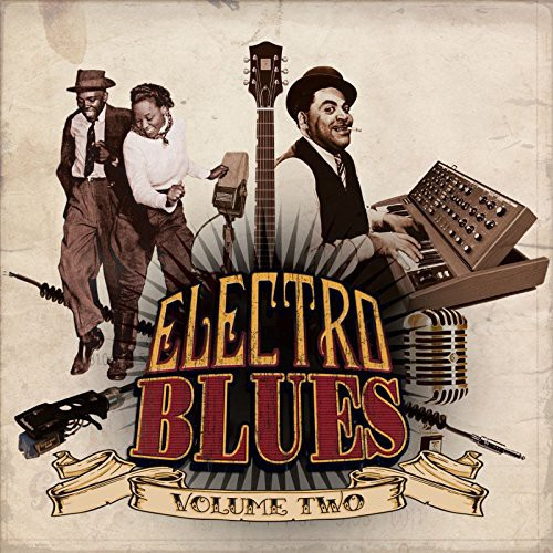 Electro-Blues 2 /  Various [Import]