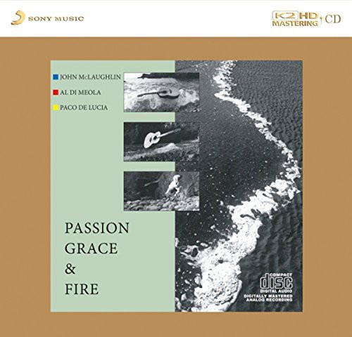 Passion Grace & Fire: K2HD Mastering [Import]