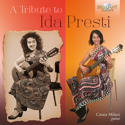 Tribute to Ida Presti