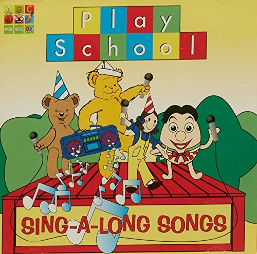Play School Sing A Long Songs [Import]