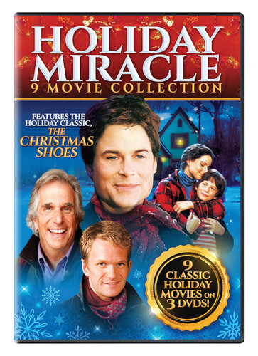 Holiday Miracle 9 Movie Collection