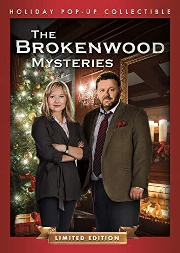 The Brokenwood Mysteries: Holiday Pop-Up Collectible