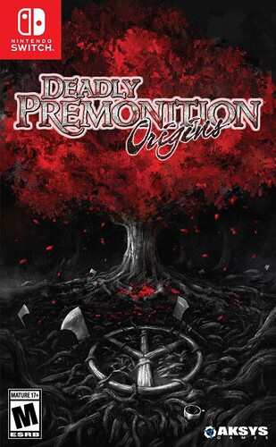 Deadly Premonitions Origins for Nintendo Switch