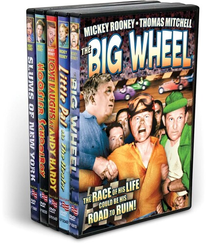 Mickey Rooney Collection