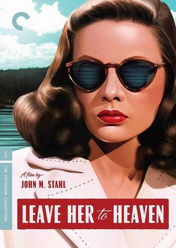 Leave Her to Heaven (Criterion Collection)