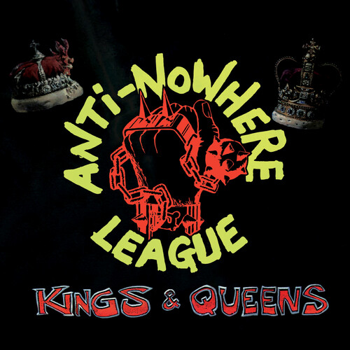 Anti-Nowhere League - Kings & Queens [Limited Edition] (Red) [Reissue]