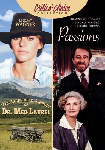 Lindsay Wagner TV Movie Double Feature (The Incredible Journey of Dr. Meg Laurel /  Passions)