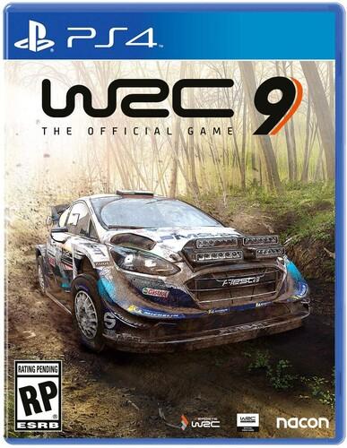 - WRC 9 for PlayStation 4