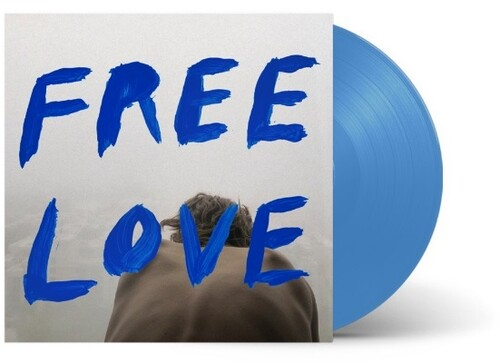 Sylvan Esso - Free Love [Indie Exclusive Limited Edition Sky Blue Opaque LP]