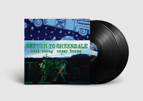 Neil Young & Crazy Horse - Return To Greendale [2LP]