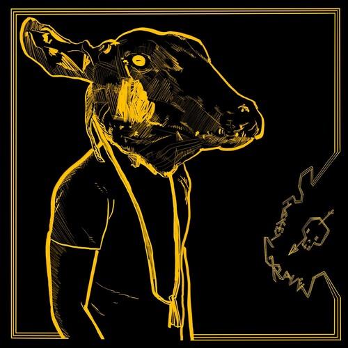 Shakey Graves - Roll The Bones X (Gold & Black Vinyl) (Blk) (Gate)