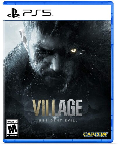 Ps5 Resident Evil Village - Resident Evil Village for PlayStation 5