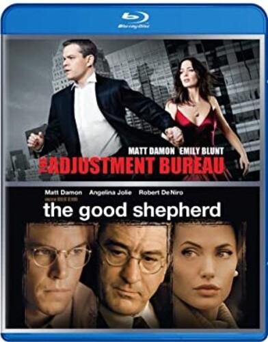 The Adjustment Bureau /  The Good Shepherd