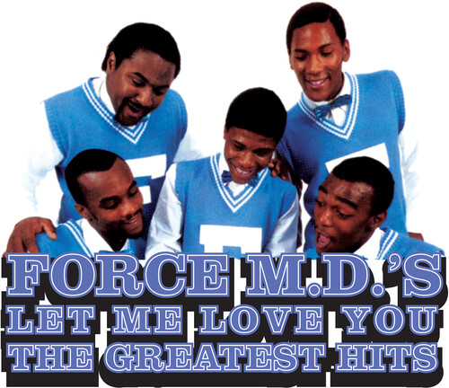 - Let Me Love You (The Greatest Hits) (Blue Translucent Vinyl)