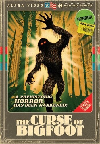 The Curse of Bigfoot (Alpha Video Rewind Series)
