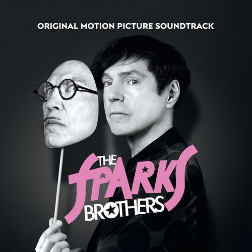Sparks (Dlx) (Gate) (Post) - Sparks Brothers / O.S.T. [Deluxe] (Gate) (Post)