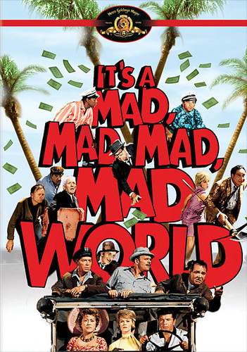 It's a Mad, Mad, Mad, Mad World