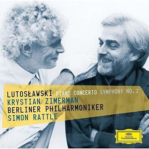 Lutoslawski: Piano Concerto; Symphon