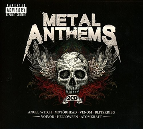 Metal Anthems /  Various [Import]