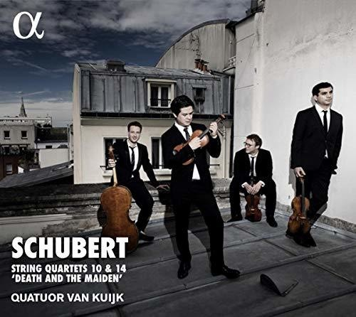 String Quartets 10 & 14