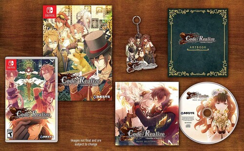 Code: Realize Guardian of Rebirth Collector's Edition for NintendoSwitch