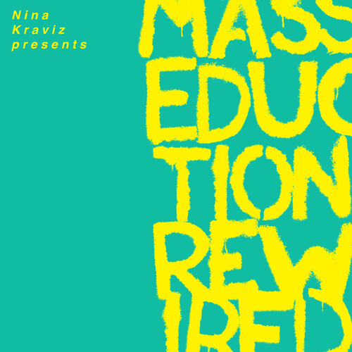 St. Vincent - Nina Kraviz Presents Masseduction Rewired [Clear LP]