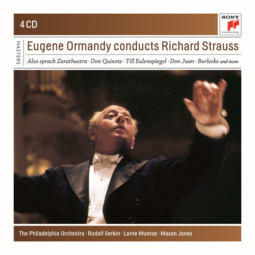 Ormandy Conducts Strauss