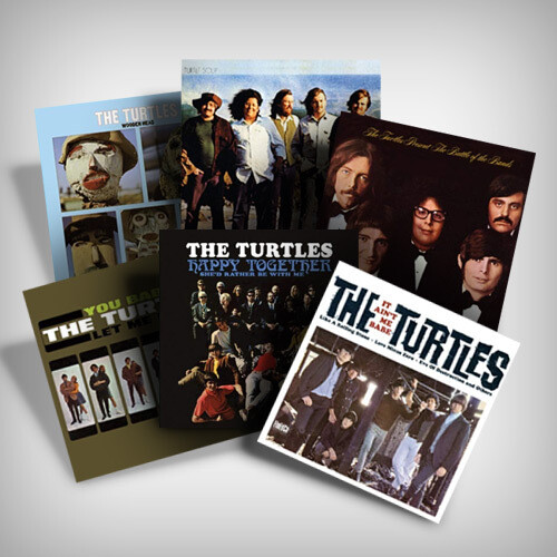 The Turtles Vinyl Bundle