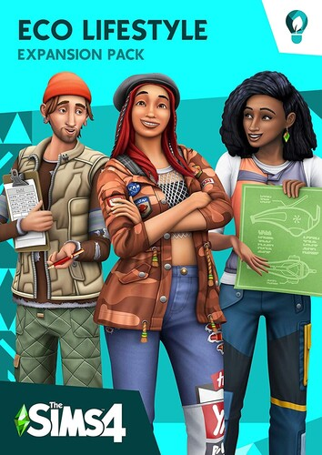 The Sims 4 Eco Lifestyle Expansion for PC