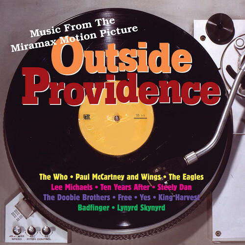 Various Artists - Outside Providence (Music From Miramax Motion Pic) [Rocktober 2020 Red/Orange LP]