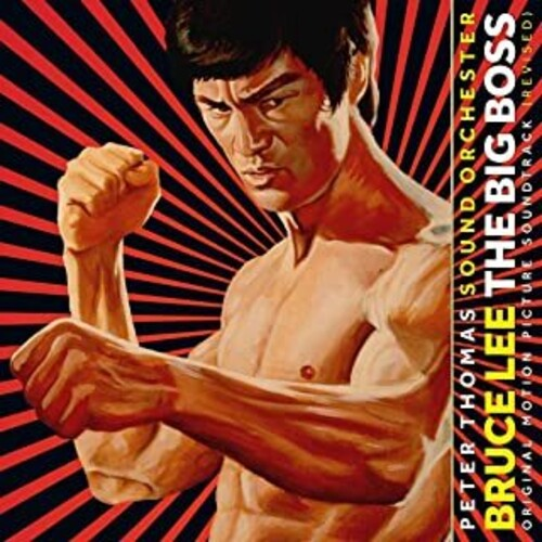 Peter Thomas Ogv Ita - Bruce Lee: The Big Boss (The Fist Of Fury) (Original Soundtrack)[180-Gram Vinyl]