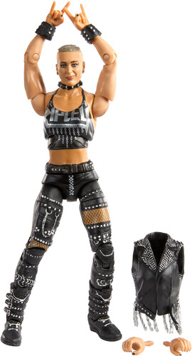 WWE ELITE FIGURE RHEA RIPLEY